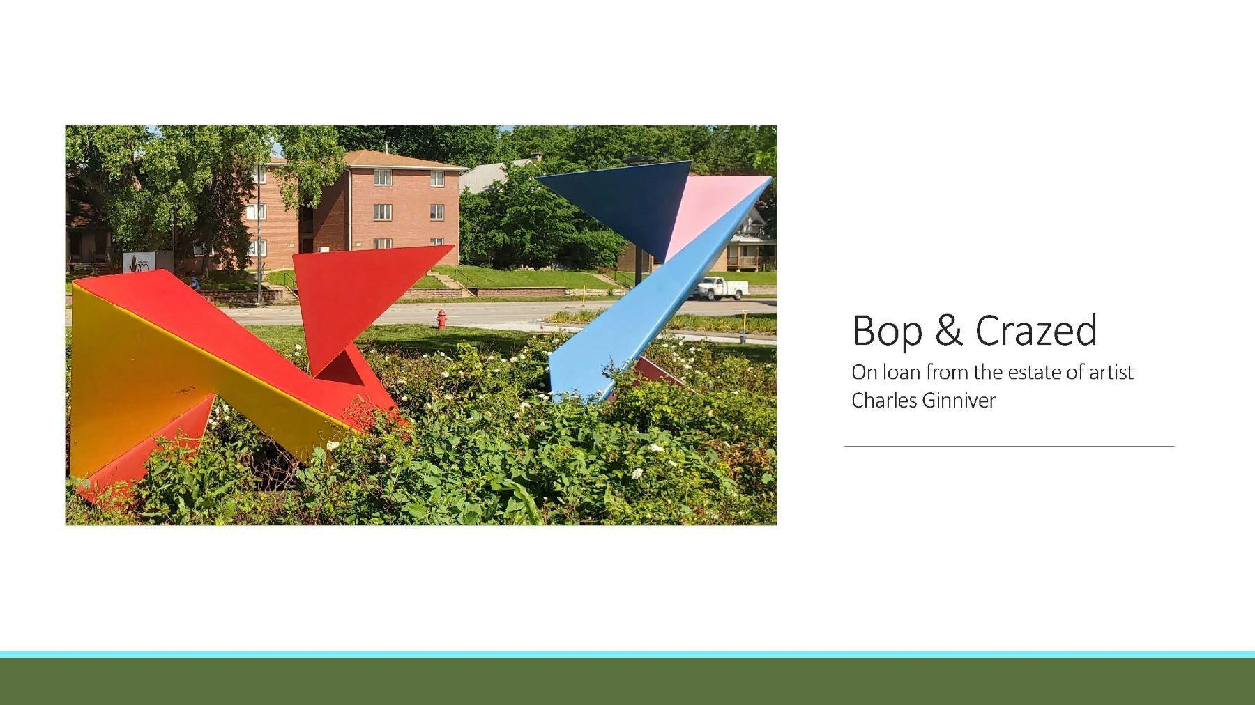 Bop & Crazed / Charles Ginniver