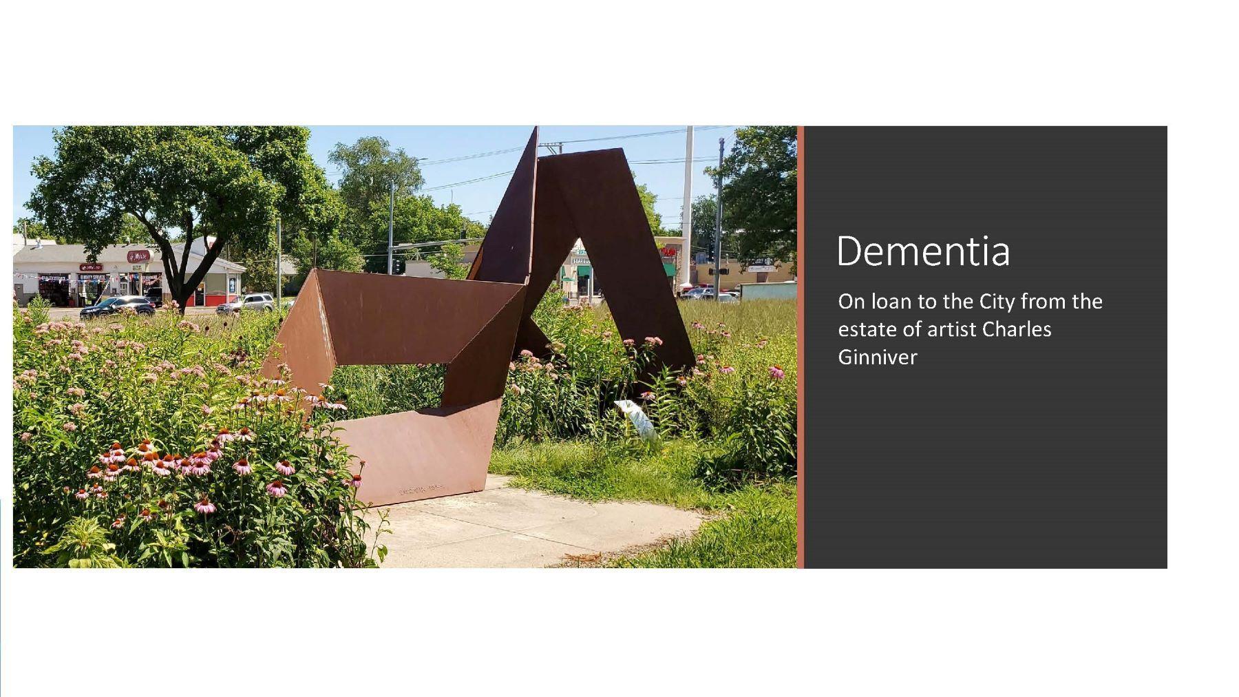 Dementia / Charles Ginniver