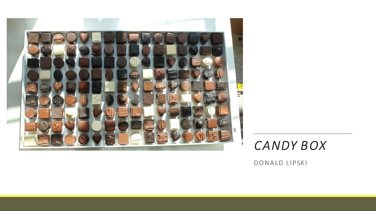 Candy Box / Donald Lipski