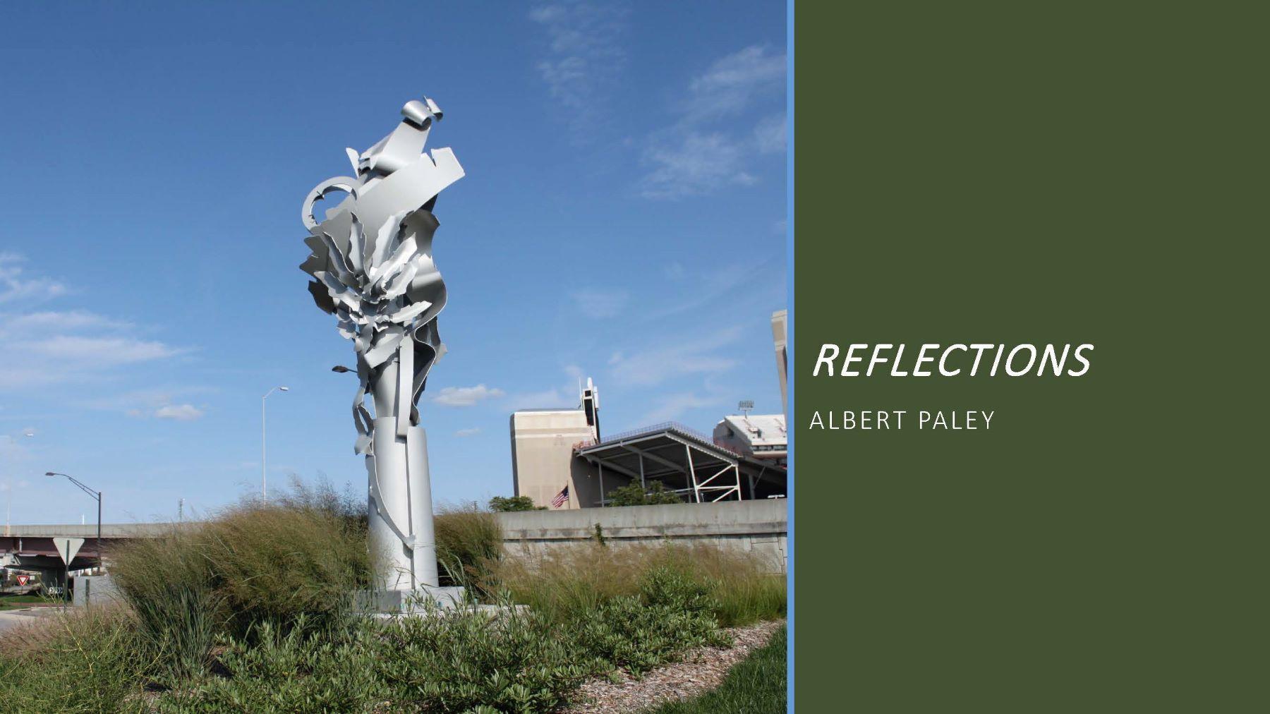 Reflections / Albert Paley